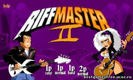 гитара флеш игра